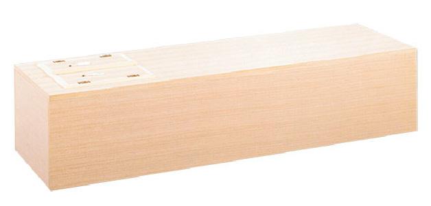 棺:桐製御霊棺