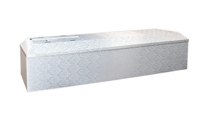 棺:布張製御霊棺